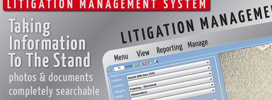 Litigation Management System